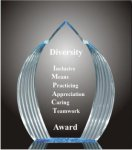 Elegance Acrylic Award Achievement Awards