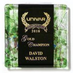 Ebony Fusion Plaque M & J Trophies and Apparel