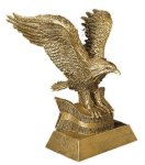 Eagle Resin Figures Sales Awards